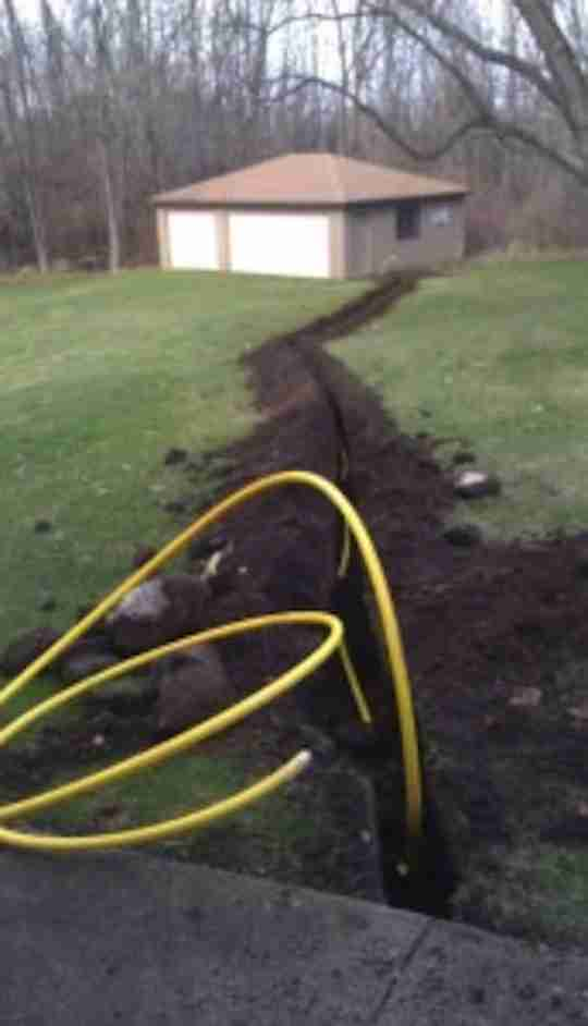 We install new gas piping to anything you need